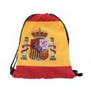 Zaino Borsa da ginnastica con stampa: Spagna Color