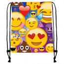 Gym Borse Hipster  Gym Bag Sac Gymbag zaino