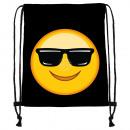 grossiste Fournitures scolaires: Sacs de sport Hipster Gym Bag Sac à dos Gymbag