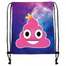 Gymbag, Gymsac Design: Emoticon, Emotikon Haufen