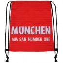 Turnbeutel Gymsac Munich red white