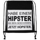 Zaino Borsa da ginnastica con stampa: Hipster Colo