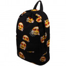 High quality backpack Emoticon black coffee