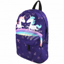 High quality backpack with side pockets Unicorn li
