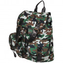 wholesale Backpacks: High quality  backpack with side pockets Camouflage