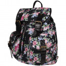 wholesale Backpacks: High quality  backpack with side pockets Floral