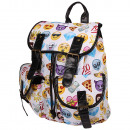 wholesale Backpacks: High quality  backpack with side pockets Emoticons