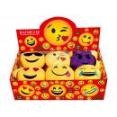Portachiavi  Ordinamento Emoji Con (12pcs)