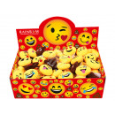 ingrosso Articoli da Regalo & Cartoleria: Portachiavi  Ordinamento Emoji Con Ø ca. 5cm (