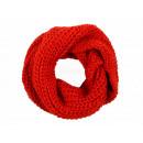 ingrosso Ingrosso Abbigliamento & Accessori: Signora Sciarpa Stile: maglia Colore: rosso