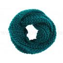 grossiste Vetement et accessoires: Madame Scarf  Style: couleur tricot: essence