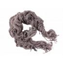 Tücher als Schal geeignet Baumwolle mit Fransen