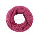 Damen Herren Schal rosa