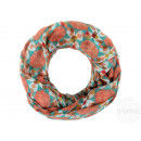 Scarf Tube Ring Scarves Tubeschals Tube Scarf
