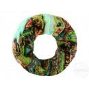 Tubeschals écharpe anneau de foulard de métro de s