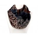 Damen Herren Schal Tiger, Leopard Ornamente