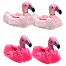 Slippers slippers flamingo size 40-42