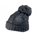 wholesale Headgear: Beanie Long Beanie, Slouch gray