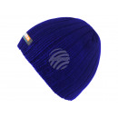 wholesale Headgear: Beanie Long Beanie, Slouch blue