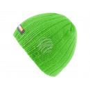 Beanie Long Beanie, Slouch neon green