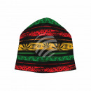 Knitted Hat Long Beanie Slouch Beanie Jamaica Rast