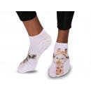 Motif socks Giraffe