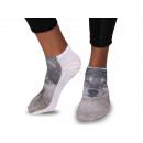 Motif socks Wolf