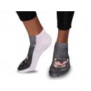 Großhandel Dessous & Unterwäsche: Motiv Socken Design:Panther photorealistisch