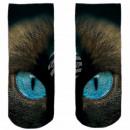 Motive socks multicolor cat's eyes