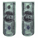 Motive socks white bank note USA