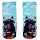 Motive socks multicolor bulldog cool