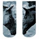 Motive socks white horses