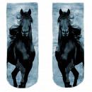 Motive socks white horse