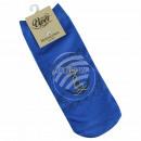 Motive socks anchor waves maritime blue light blue