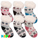Christmas socks hut socks for children