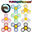 Turbo hand spinner avec LED