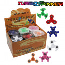 wholesale Toys: Turbo spinner  sorting mini with ball spinner