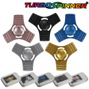 wholesale Toys: Turbo spinner  Deluxe Sort by aluminum