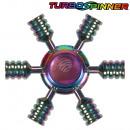 Turbo spinner Deluxe sorteren van metaal