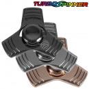 Turbo hand spinner Deluxe sorteren van metaal