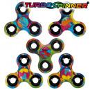 Turbo spinner Multicolor