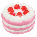 Squishy Squishies Strawberry assorted white assort