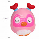 Squishy chicks pink about 15 cm