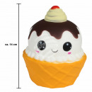 Squishy Squishies Cupcake white about 14 cm