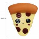 Squishy Squishies Pizza beżowa około 14 cm