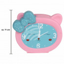 Squishy Squishies alarm clock pink about 10 cm