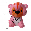 Squishy Squishies Tiger pink about 13 cm