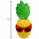 Squishy Squishies Ananas Sonnenbrille gelb grün