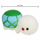 Squishies Squishy Turtle bianco circa 17 cm