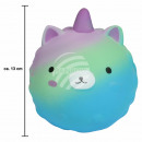 Squishy Squishies unicorn ball blue approx. 13 cm